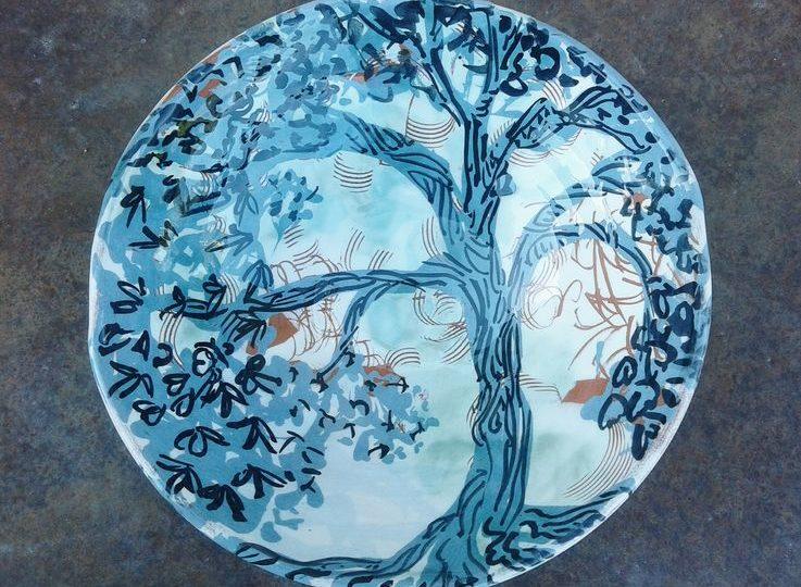 L'atelier de poterie-Brigitte Bocquet à Montbrun-les-Bains - 4
