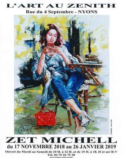 L'art au Zénith à Nyons - 2