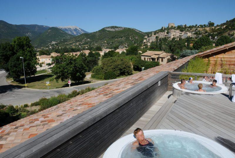 Spa thermal Valvital à Montbrun-les-Bains - 3