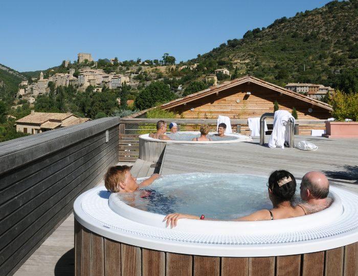 Etablissement Thermal Valvital à Montbrun-les-Bains - 4