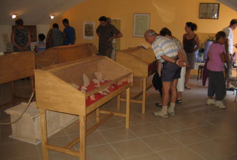 Musée Histoire et Patrimoine à Saint-Maurice-sur-Eygues - 0