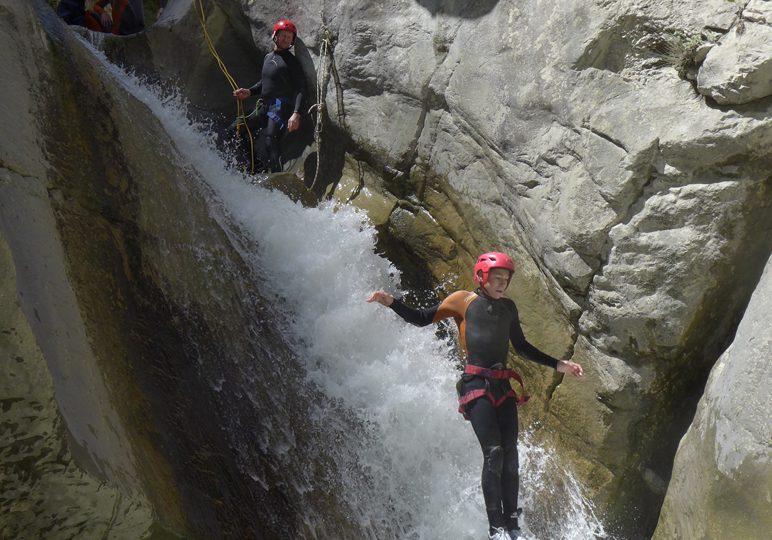 Canyoning et randonnée aquatique dans les Baronnies à Buis-les-Baronnies - 1