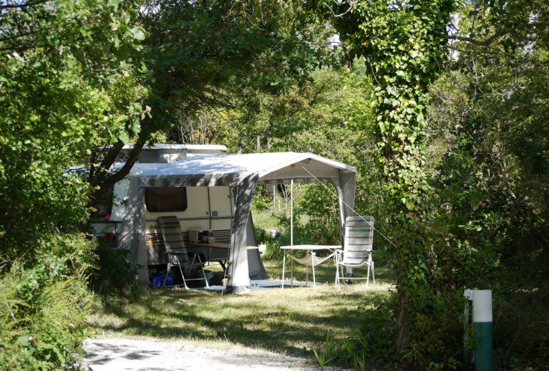 Camping les Rives de l'Aygues à Tulette - 1