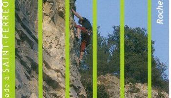 Topo escalade St Ferréol Trente Pas