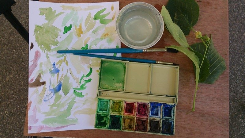 Cours et stages artistiques – Atelier Art de Vivre à Buis-les-Baronnies - 1