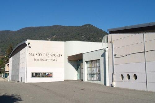 Maison des Sports à Nyons - 0
