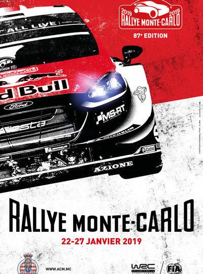 87ème Rallye Monte Carlo à Roussieux - 0
