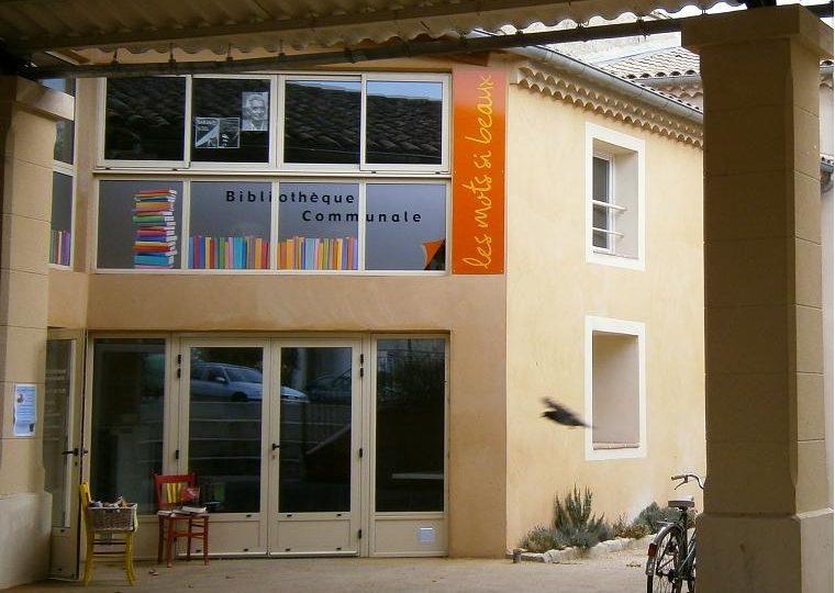 Bibliothèque Municipale Les Mots si Beaux à Saint-Maurice-sur-Eygues - 0