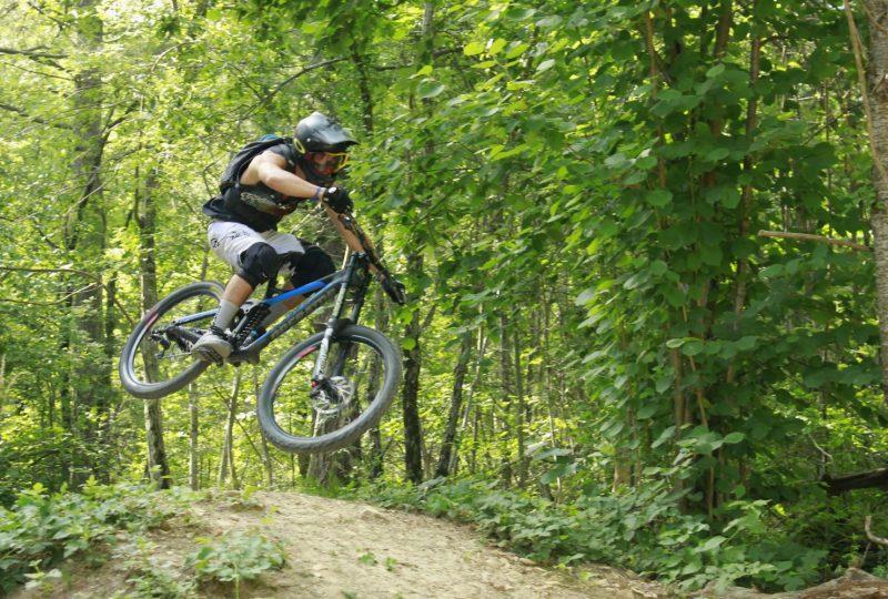 4 seasons Bikepark à Nyons - 0