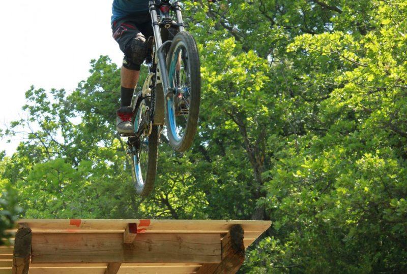4 seasons Bikepark à Nyons - 4
