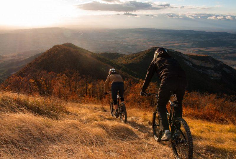4 seasons Bikepark à Nyons - 2