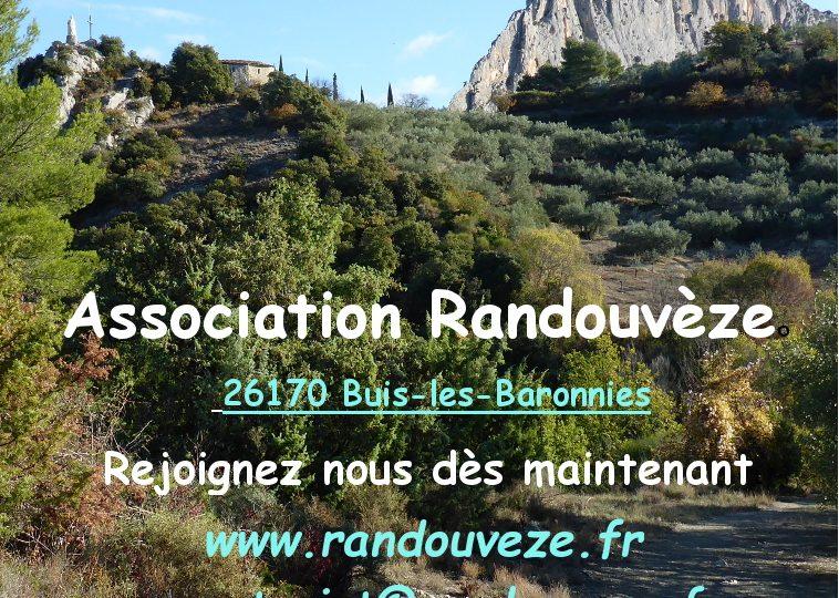 Association Randouvèze à Buis-les-Baronnies - 1