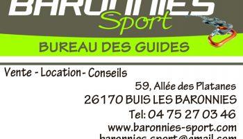 baronnies sport