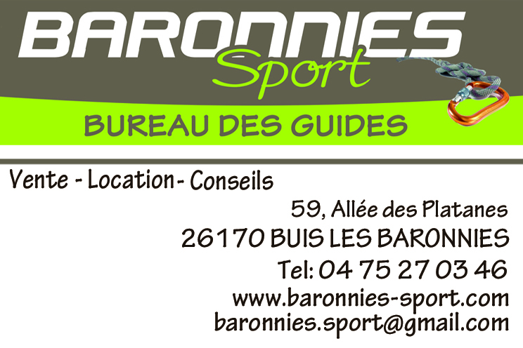 Baronnies Sport à Buis-les-Baronnies - 0