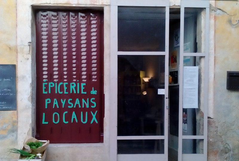 Épicerie de producteurs Rouge Amarante à Buis-les-Baronnies - 0