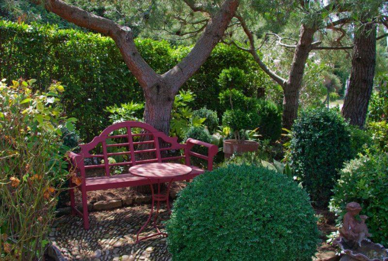 Le Jardin de la Basse Fontaine à Puyméras - 4