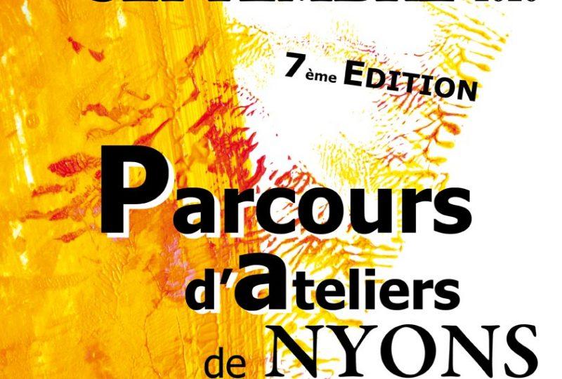 Le parcours des ateliers des Artistes et des Artisans de Nyons à Nyons - 0