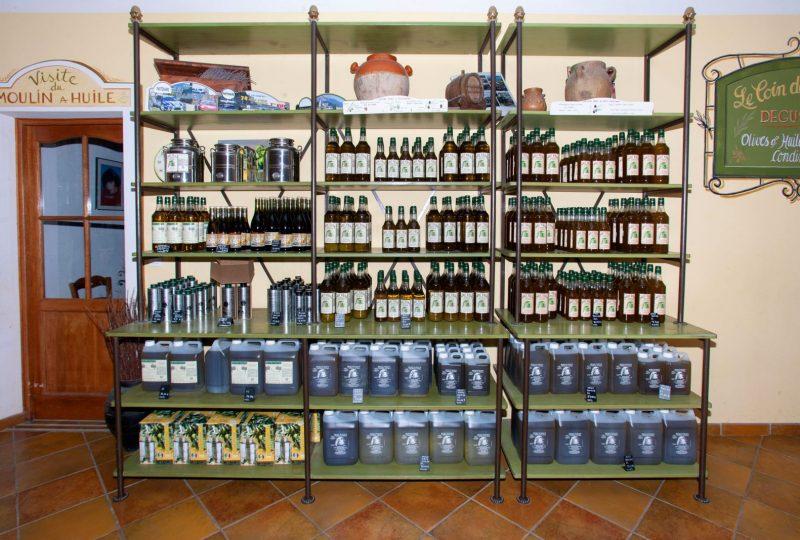 Le Vieux Moulin à huile à Puyméras - 4