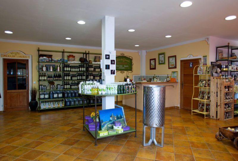 Le Vieux Moulin à huile à Puyméras - 2