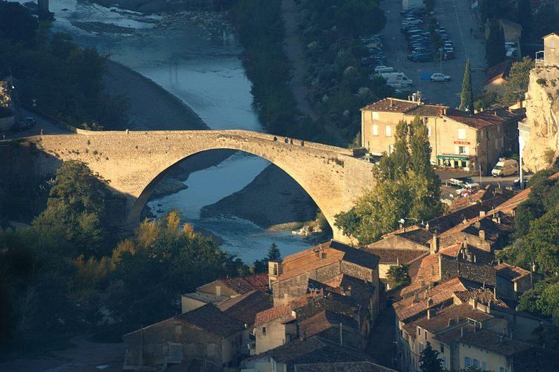 Le Pont Roman à Nyons - 0