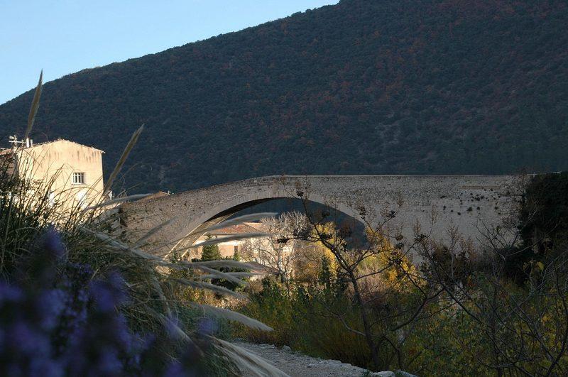 Le Pont Roman à Nyons - 1