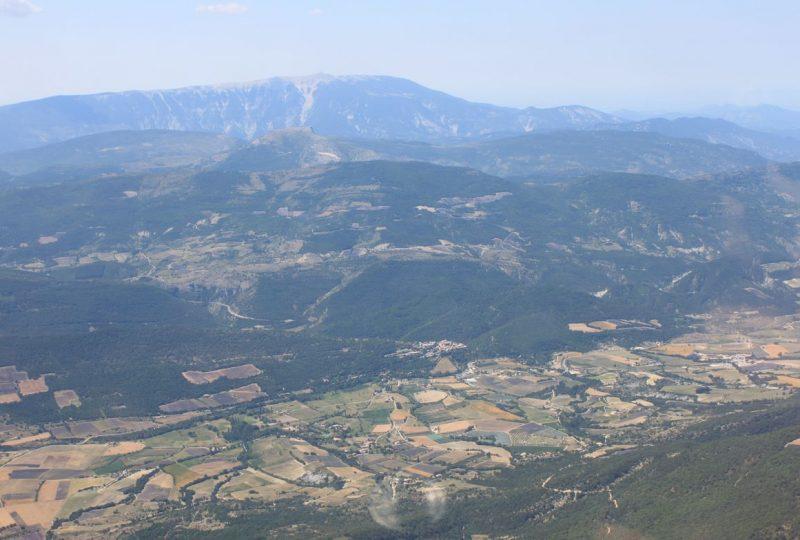 Aéro-club à La Motte-Chalancon - 3