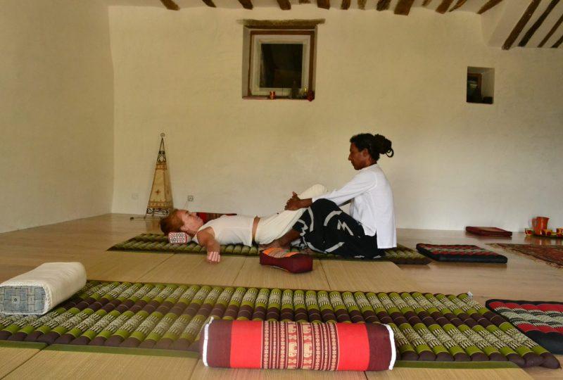 Massage thaï à Montbrun-les-Bains - 0