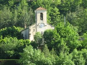 Chapelle Saint Jean à Sahune - 0