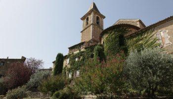 Eglise Mirabel aux Baronnies