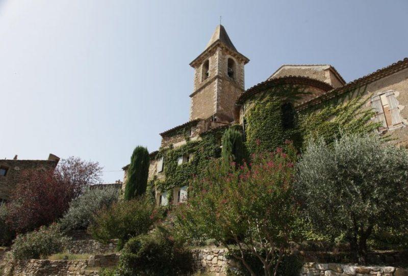 Eglise à Mirabel-aux-Baronnies - 0
