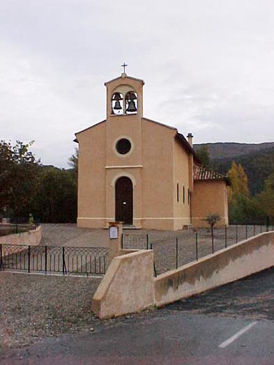 Eglise à Aubres - 0