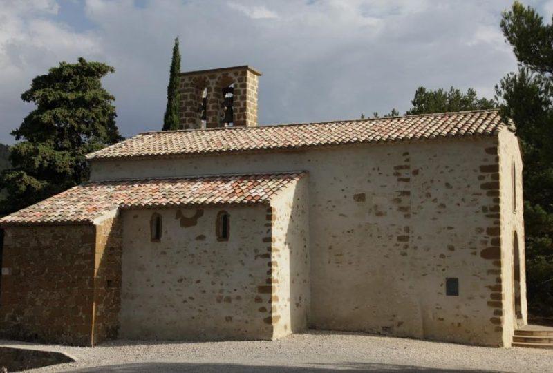 Eglise à Châteauneuf-de-Bordette - 0