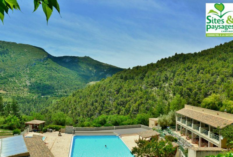 Sites & Paysages Camping l'Orée de Provence à Buis-les-Baronnies - 0