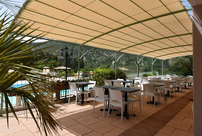 Sites & Paysages Camping l'Orée de Provence à Buis-les-Baronnies - 4