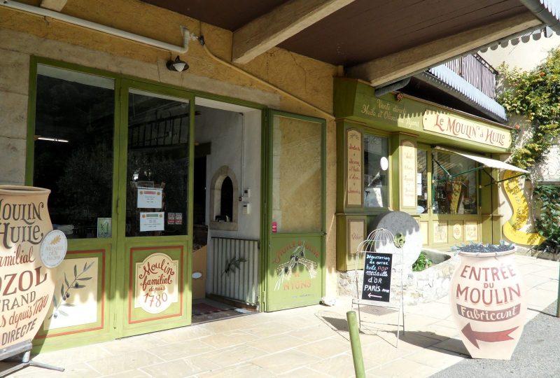 Moulin Dozol-Autrand à Nyons - 4