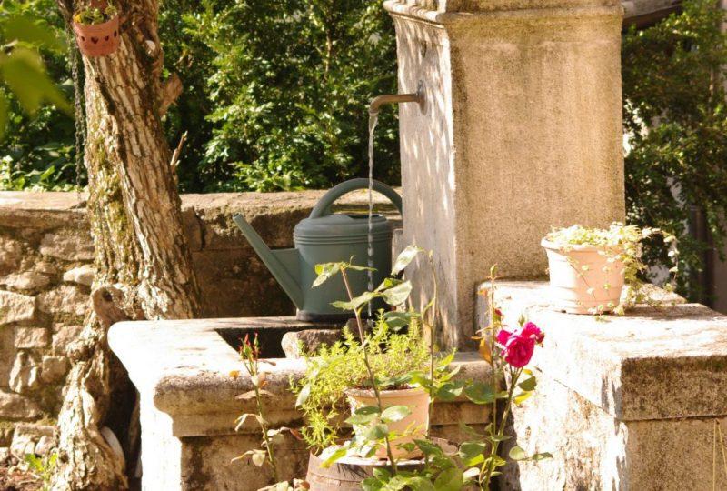 Sentier des fontaines à Montbrun-les-Bains - 1