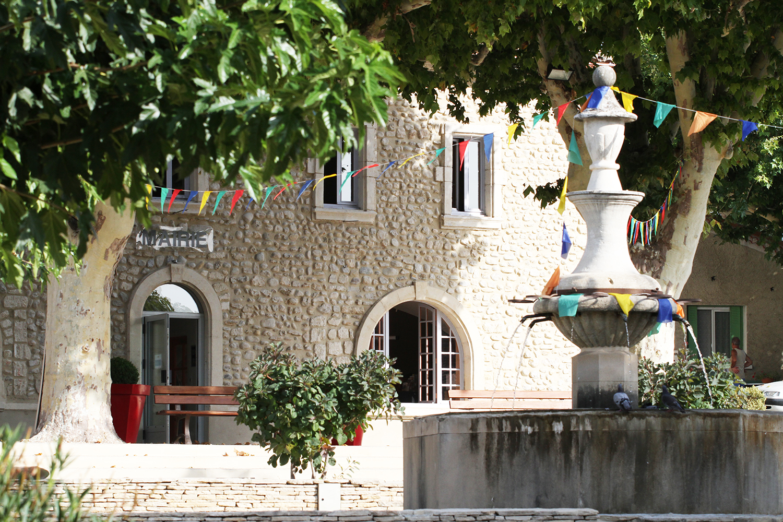 Saint Maurice sur Eygues