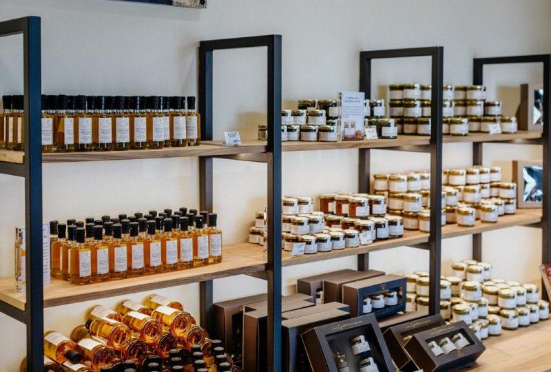 Boutique de la fabrique et Institut de la Truffe PLANTIN à Puyméras - 2