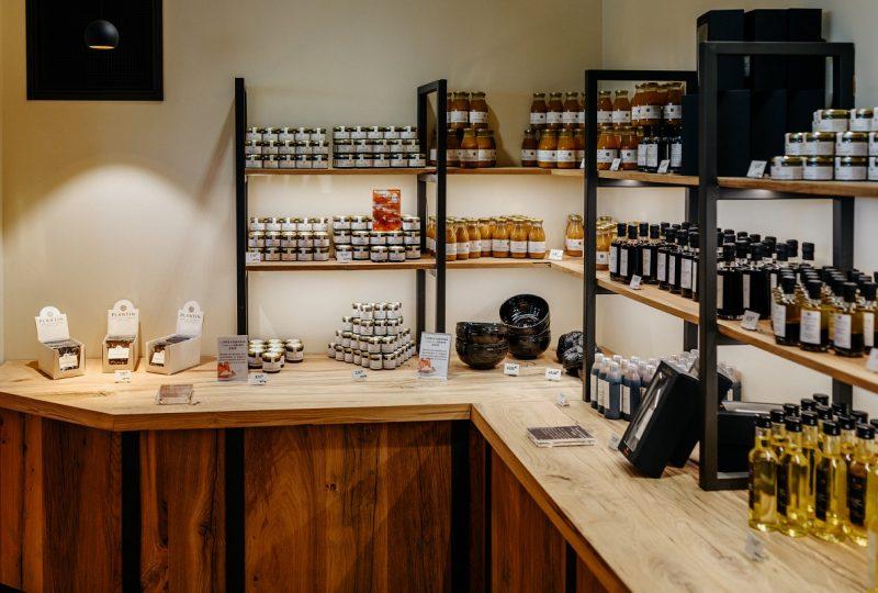 Boutique de la fabrique et Institut de la Truffe PLANTIN à Puyméras - 4